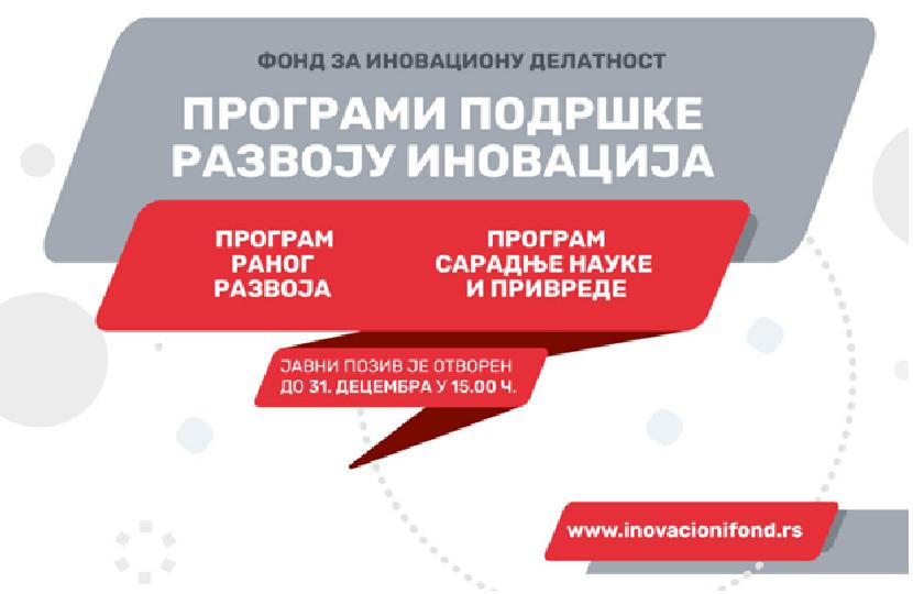 Vizual Fond za inovacionu delatnost